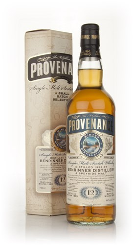Benrinnes 12 Year Old 1998 - Provenance (Douglas Laing)