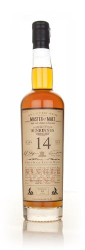 Benrinnes 14 Year Old 1998 - Single Cask (Master of Malt)