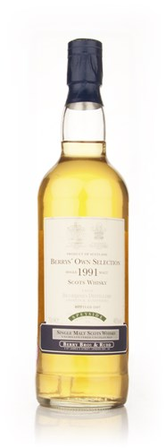 Benrinnes 1991 (Berry Bros. & Rudd)