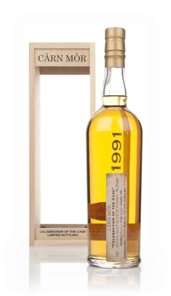 Benrinnes 22 Year Old 1991 (cask 445) - Celebration of the Cask (Càrn Mòr)