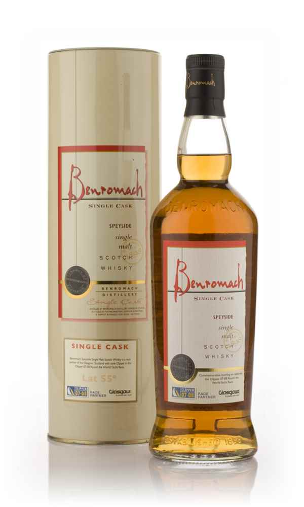 Benromach Single Cask Forres Highland Games