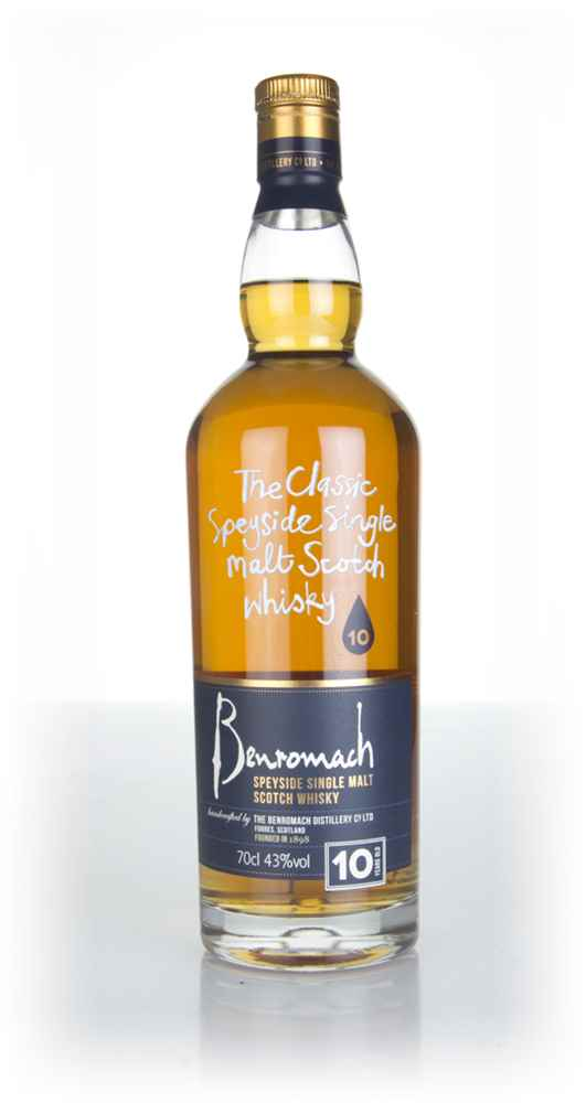 Benromach 10 Year Old (Old Bottling)
