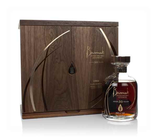 Benromach 50 Year Old 1969 (cask 2003)