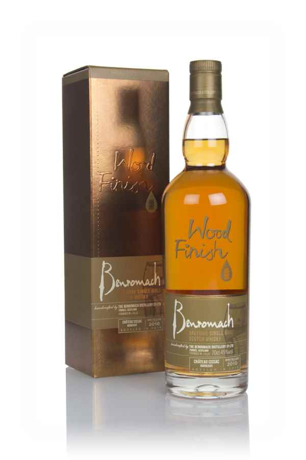Benromach Château Cissac Wood Finish 2010 (bottled 2018)