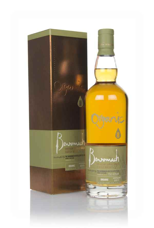 Benromach Organic 2011 (bottled 2018)