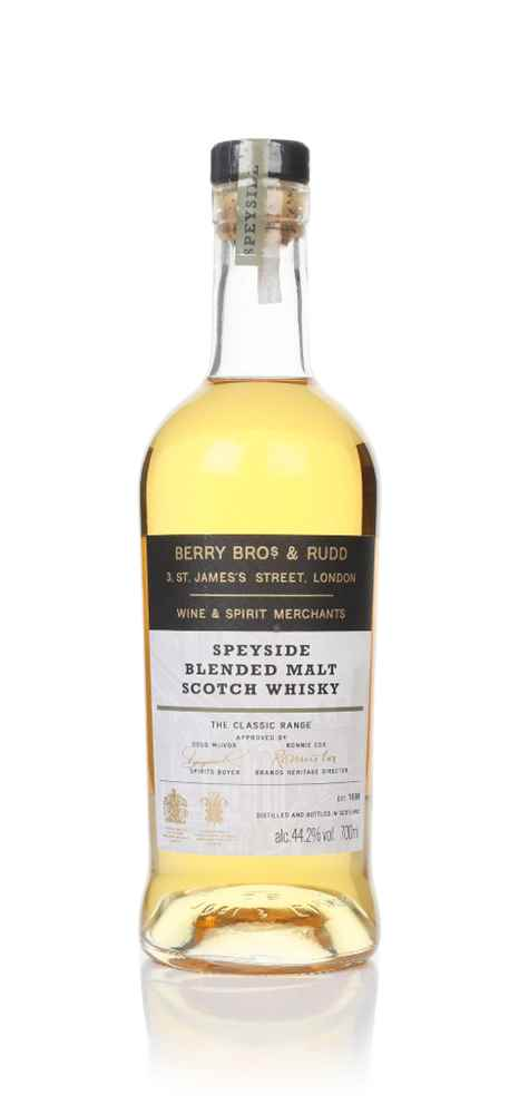 Berry Bros. & Rudd Speyside - The Classic Range