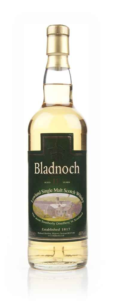 Bladnoch 11 Year Old - Distillery Label