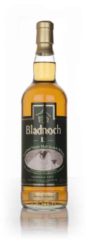 Bladnoch 12 Year Old Sherry Cask Matured - Sheep Label