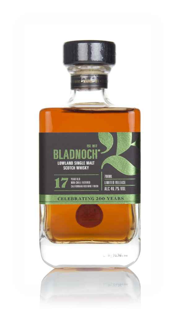 Bladnoch 17 Year Old California Red Wine Cask Finish