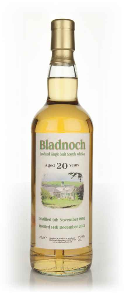 Bladnoch 20 Year Old - Special Label