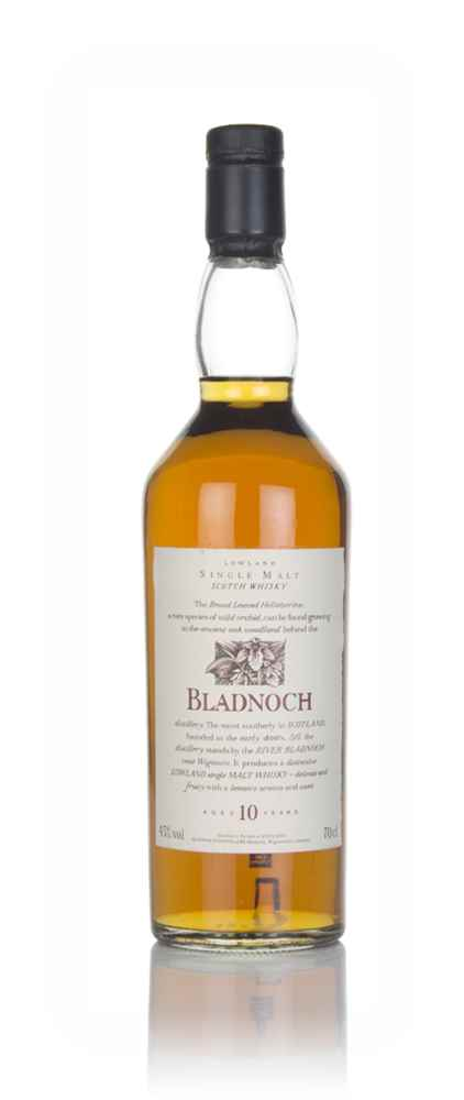 Bladnoch 10 Year Old - Flora and Fauna