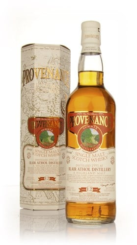 Blair Athol 12 Year Old 1995 - Provenance (Douglas Laing)