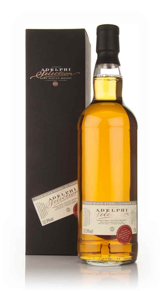 Blair Athol 25 Year Old 1986 (Adelphi)