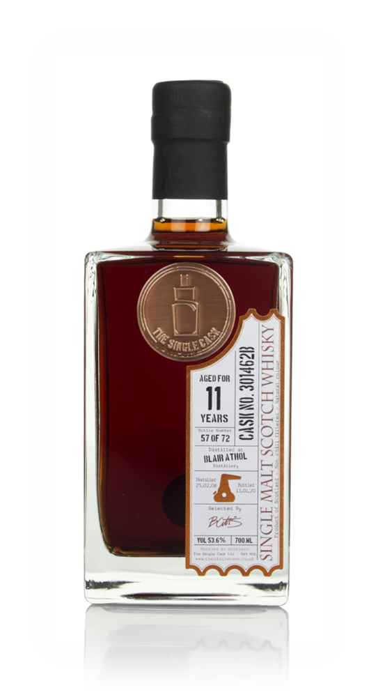 Blair Athol 11 Year Old 2008 (cask 301462B) - The Single Cask