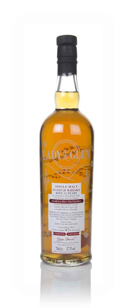 Blair Athol 13 Year Old 2005 (cask 3657A) - Lady of the Glen (Hannah Whisky Merchants)