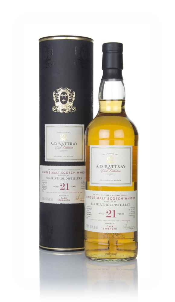 Blair Athol 21 Year Old 1997 (cask 574) - Cask Collection (A.D. Rattray)