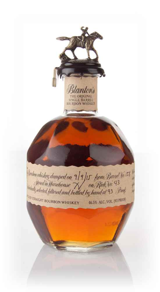Blanton's Original Single Barrel - Barrel 158