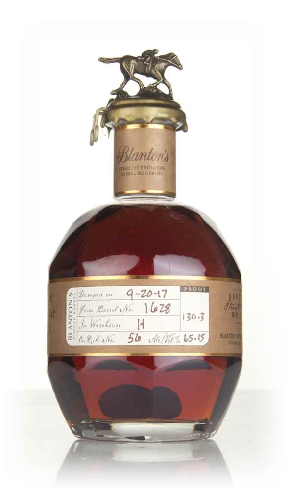 Blanton's Straight From The Barrel - Barrel 1628