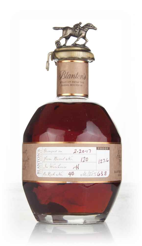 Blanton's Straight From The Barrel - Barrel 120