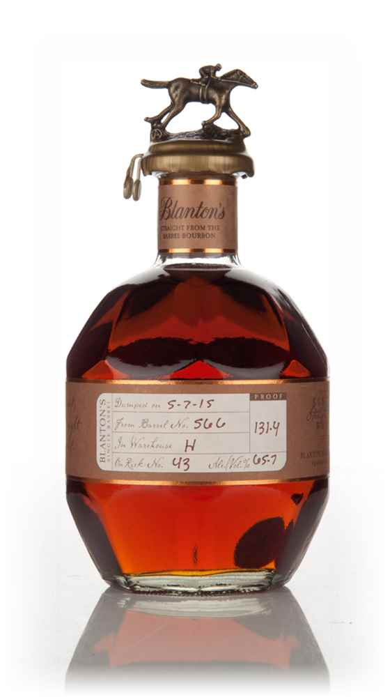 Blanton's Straight From The Barrel - Barrel 566