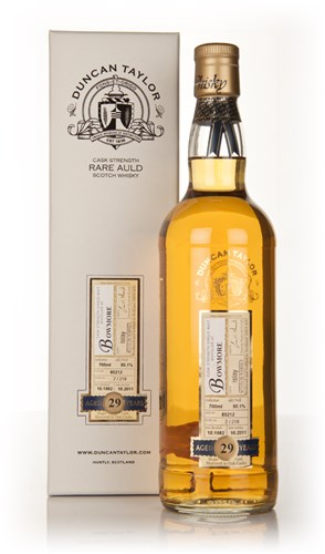 Bowmore 29 Year Old 1982 - Rare Auld (Duncan Taylor)