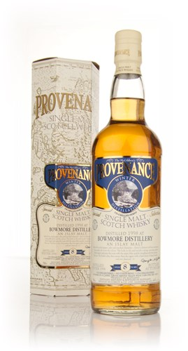 Bowmore 8 Year Old 1998 - Provenance (Douglas Laing)