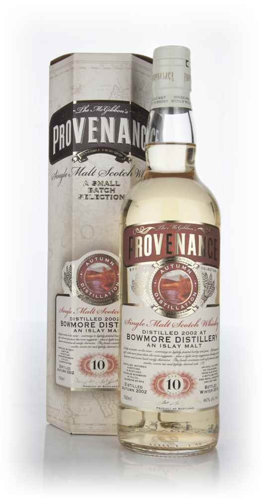 Bowmore 10 Year Old 2002 (cask 9325) - Provenance (Douglas Laing)