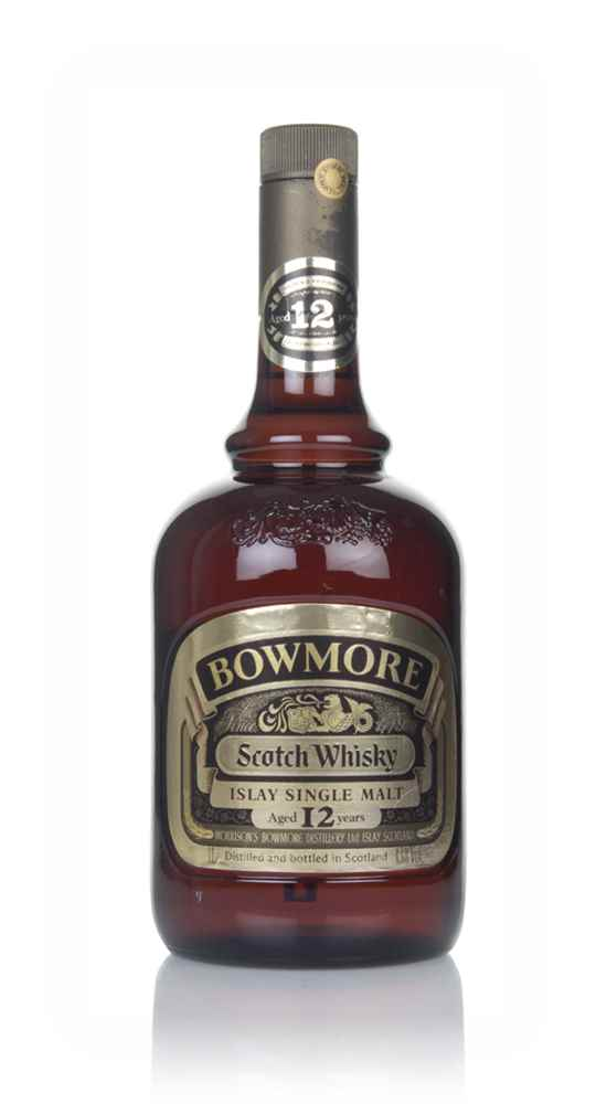 Bowmore 12 Year Old (1L) - 1980s