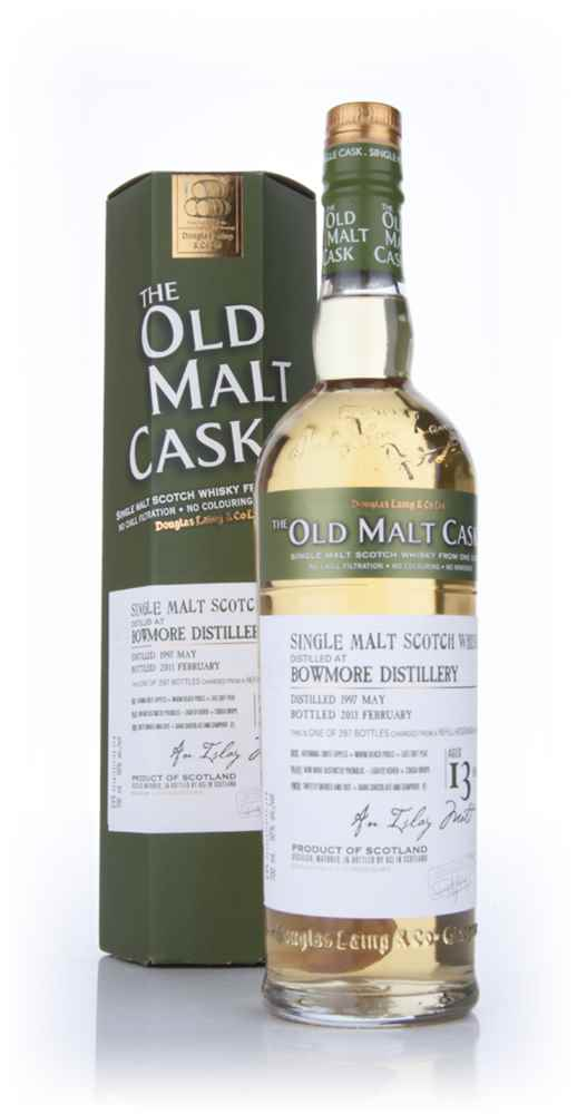 Bowmore 13 Year Old 1997 - Old Malt Cask (Douglas Laing)