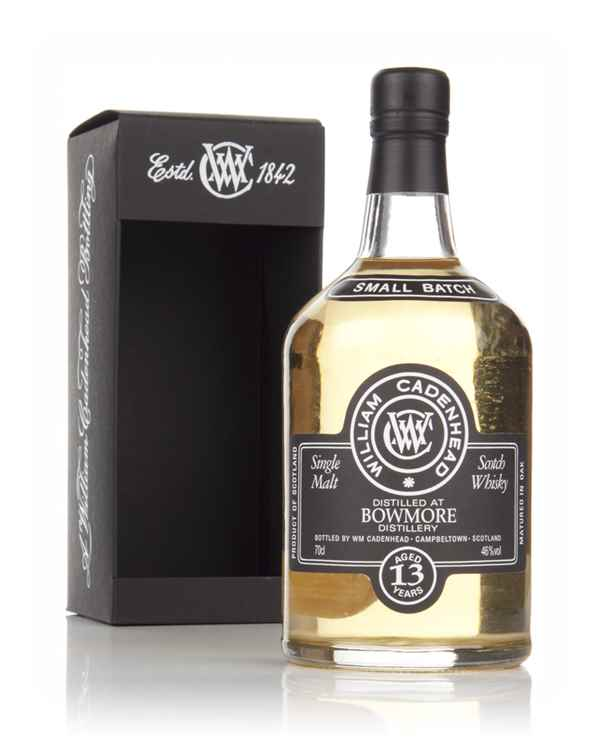 Bowmore 13 Year Old 2001 - Small Batch (WM Cadenhead)