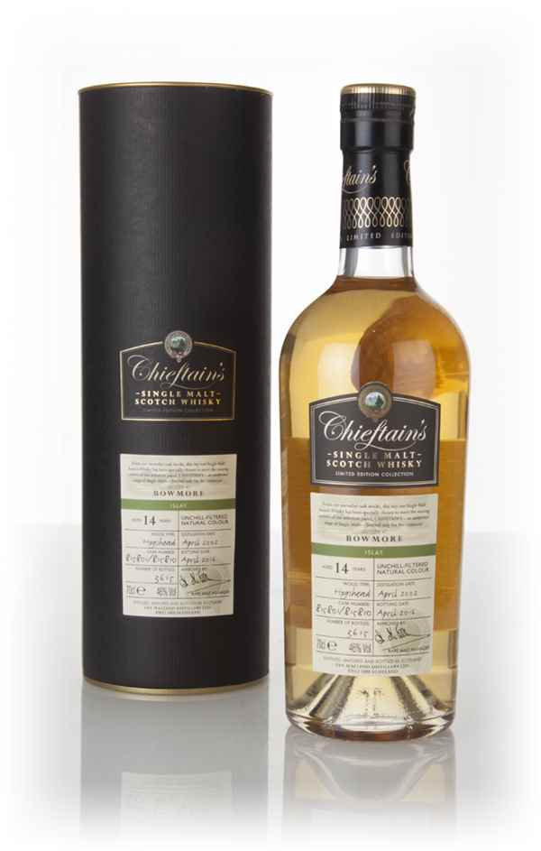 Bowmore 14 Year Old 2002 (casks 815801-815810) - Chieftain's (Ian Macleod)