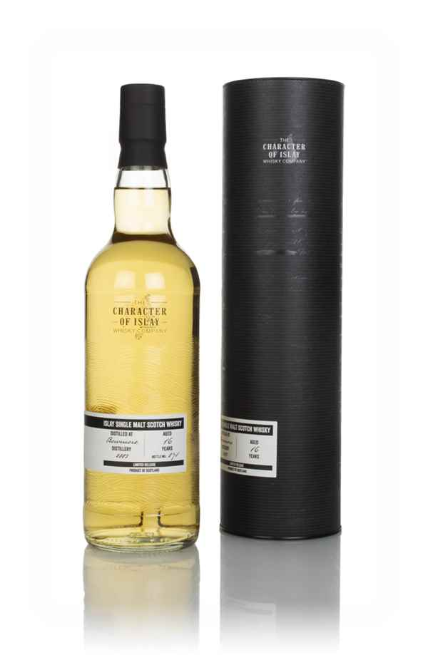 Bowmore 16 Year Old 2003 (Release No.11697) - The Stories of Wind & Wave (The Character of Islay Whisky Company)