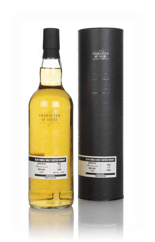Bowmore 18 Year Old 2001 (Release No.11714) - The Stories of Wind & Wave (The Character of Islay Whisky Company)