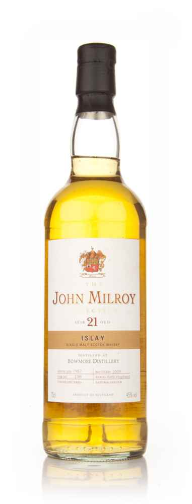 The John Milroy 21 Year Old Islay (Berry Bros. & Rudd)