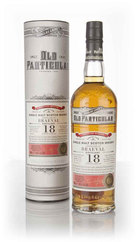 Braeval 18 Year Old 1997 (cask 11205) - Old Particular (Douglas Laing)