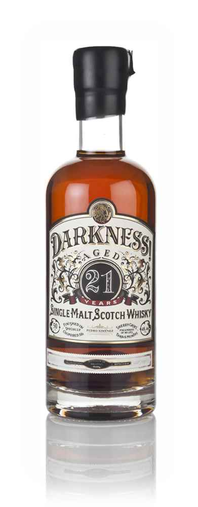 Darkness! Braeval 21 Year Old Pedro Ximénez Cask Finish
