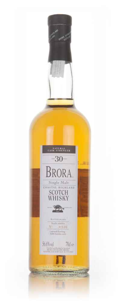 Brora 30 Year Old - 3rd Release (Special Release 2004)