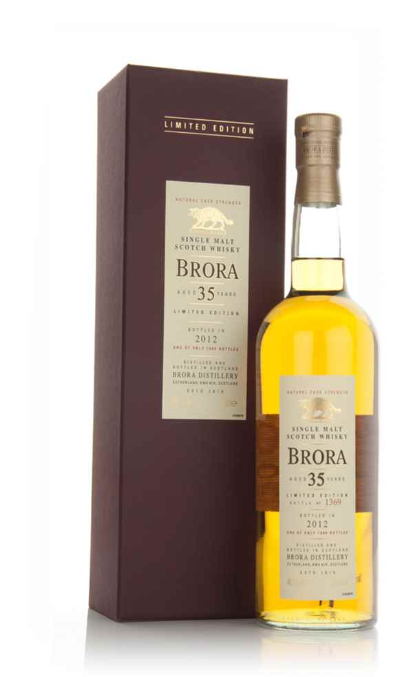 Brora 35 Year Old (2012 Special Release)