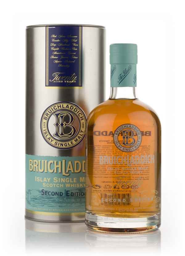Bruichladdich 20 Year Old 'Flirtation' (2nd Edition)