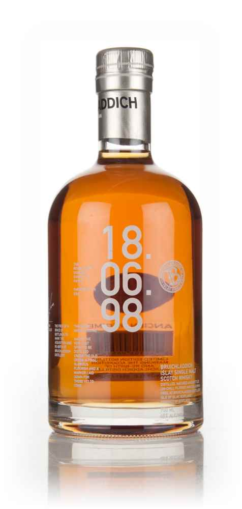 Bruichladdich 12 Year Old 1998 - Ancien Regime