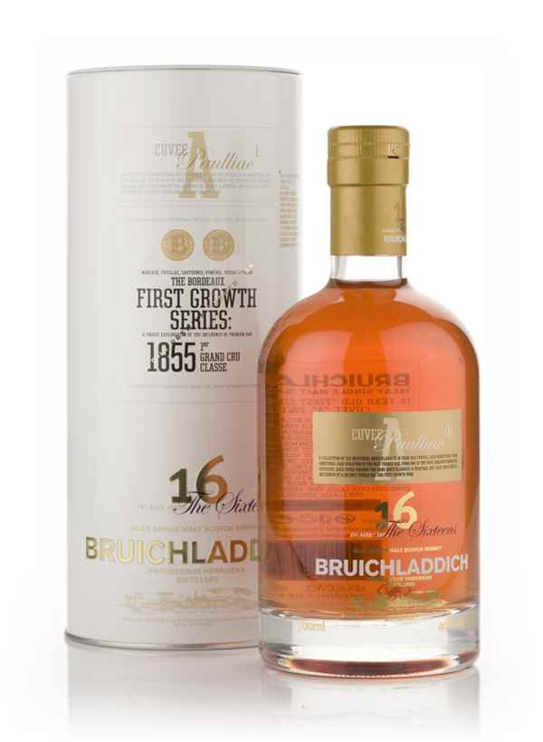 Bruichladdich First Growth Cuvée A: Pauillac (Chateau Lafite) 16 Year Old