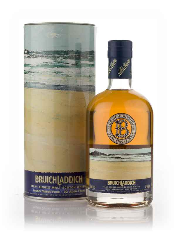 Bruichladdich 32 Year Old 1972 - Legacy Series 4