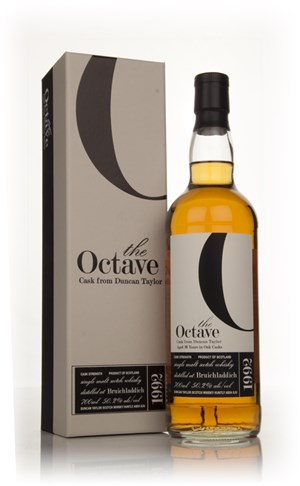 Bruichladdich 20 Year Old 1992 (Cask 975947) - The Octave (Duncan Taylor)
