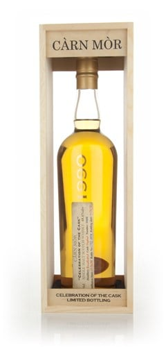 Bruichladdich 22 Year Old 1990 (cask 2688) - Celebration of the Cask (Càrn Mòr)