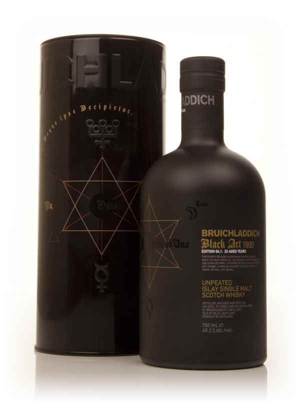 Bruichladdich 23 Year Old 1990 Black Art 04.1