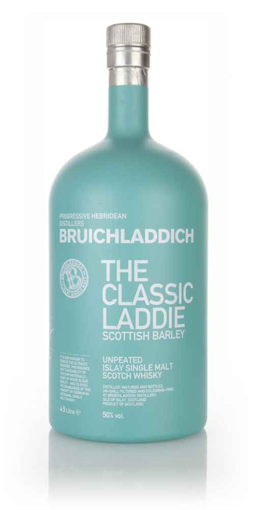 Bruichladdich Scottish Barley - The Classic Laddie - 4.5l