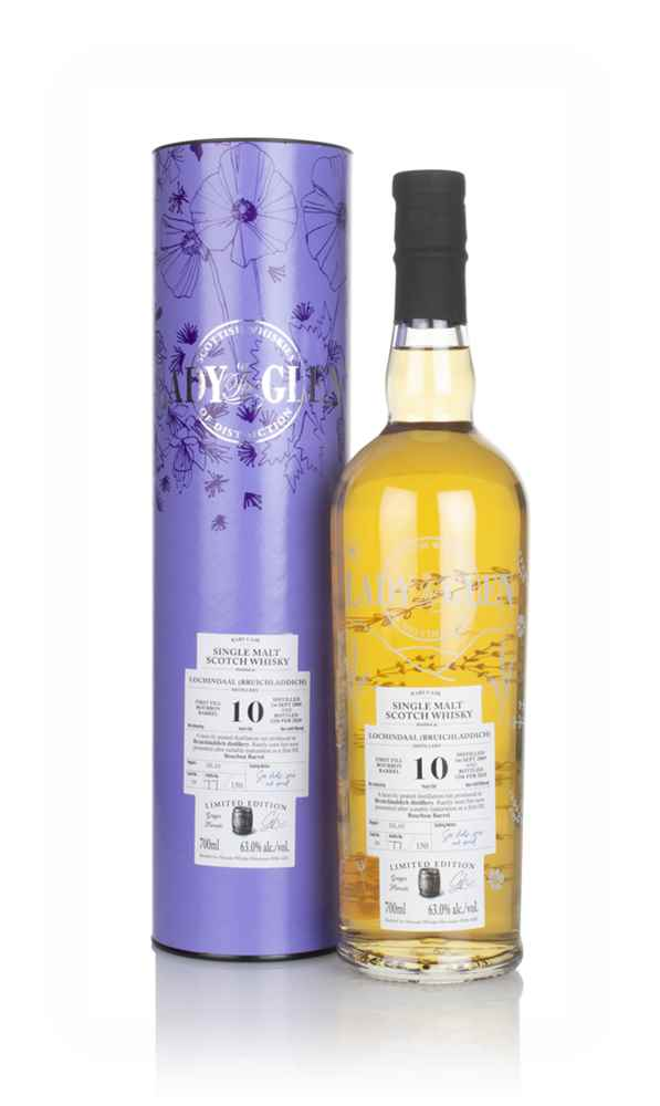 Lochindaal 10 Year Old 2009 (cask 59) - Lady of the Glen (Hannah Whisky Merchants)