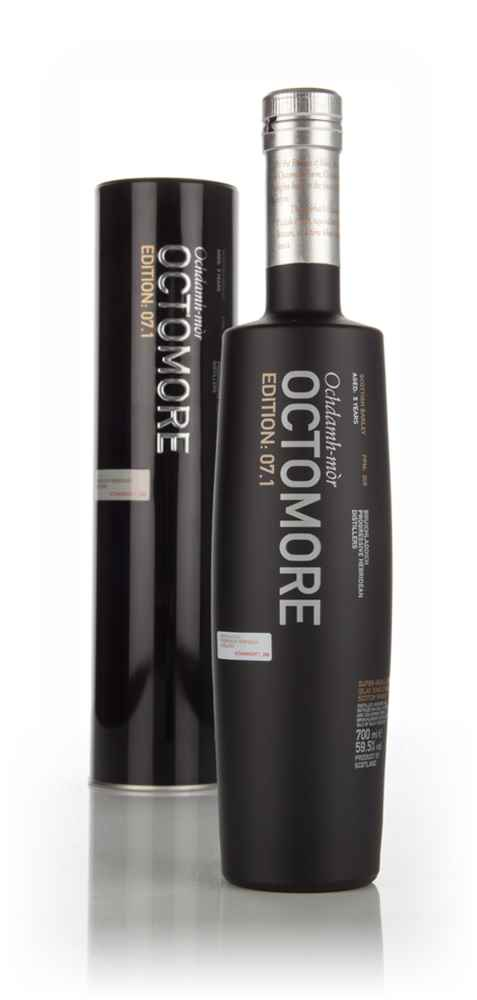 Octomore 07.1 5 Year Old