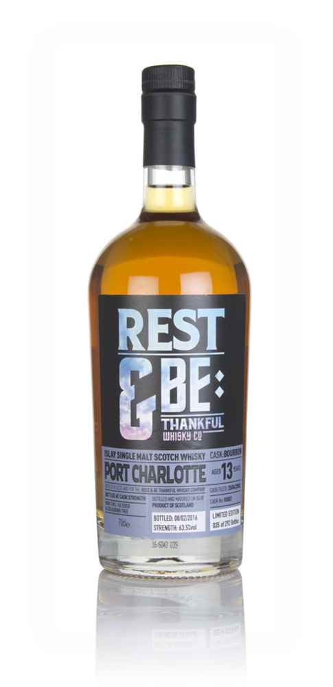 Port Charlotte 13 Year Old 2002 (cask 00007) (Rest & Be Thankful)