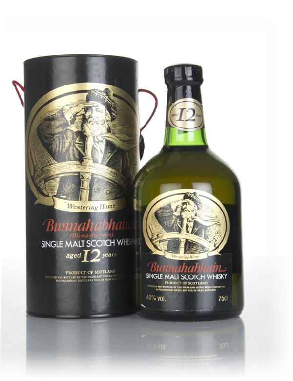 Bunnahabhain 12 Year Old - 1990s